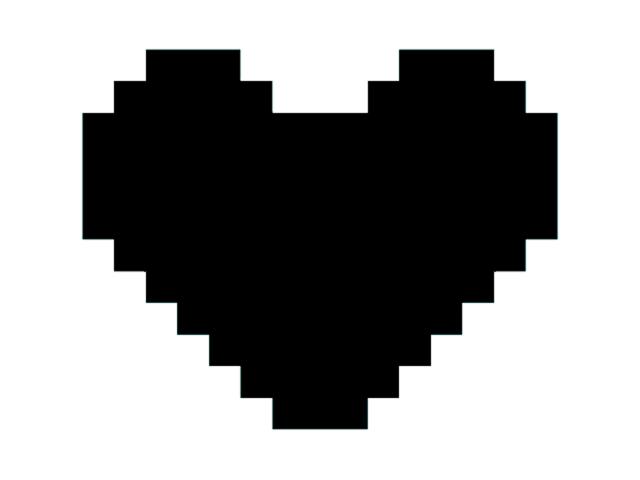 heart-bw