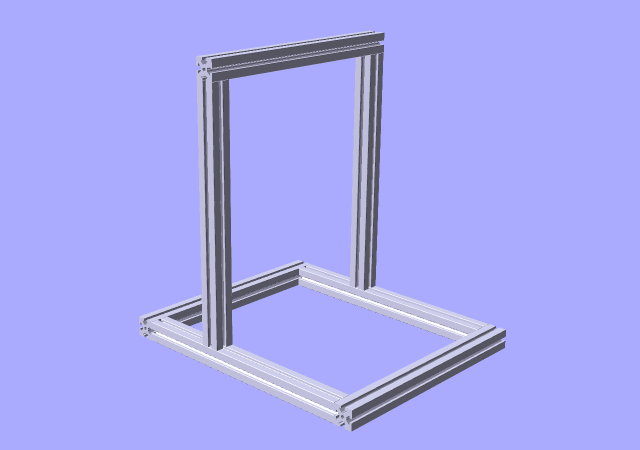frame-extrusion